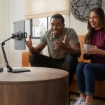 HoverBar Duo stand can make your iPad even more versatile