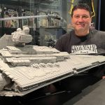 Lego Star Destroyer review – expert level build but a breathtaking result