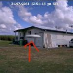 Did a Uniden wireless security camera just capture a UFO? Look for yourself