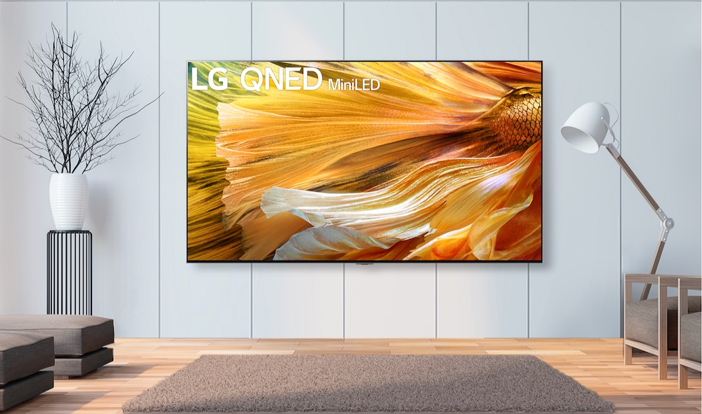 LG announces pricing for its 2021 QNED 4K and 8K MiniLED TV range