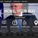 New platform LeadStory.com lets you personalise a trusted video news feed