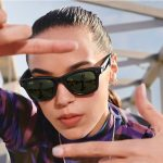 Ray-Ban Stories smart glasses let you capture your content while staying in the moment