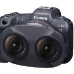 Canon unveils dual fisheye lens so you can create high quality 3D VR content