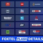 Foxtel launches Flash – a streaming service for 25 news channels