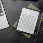 You can read or listen to your books with the new Kobo Sage and Kobo Libra 2 eReaders