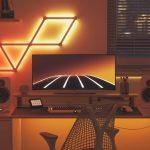 Nanoleaf Lines offer an all-new smart lighting solution with LED light bars