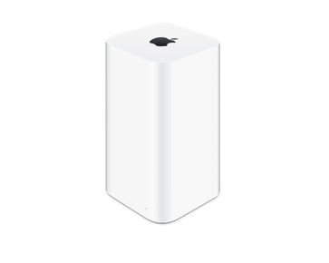 Apple's Airport Time Capsule is a router and hard drive in