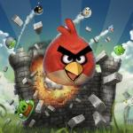 Angry Birds coming at you in 3D