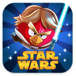 The Force is strong with Angry Birds Star Wars