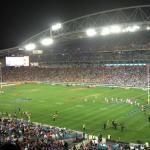ANZ Stadium completes $3m audio system upgrade