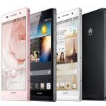 Huawei unveils the Ascend P6 – the world's thinnest smartphone