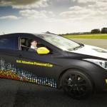 Australians invent world's first attention powered car