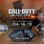 New Uprising multiplayer maps coming for Call of Duty Black Ops II