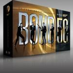 Blu-ray box set to celebrate 50 years of James Bond