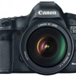 Canon unveils the new EOS 5D Mark III DSLR
