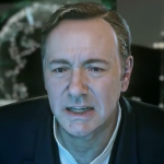Kevin Spacey to star in the Call of Duty: Advanced Warfare game