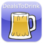 DealsToDrink app saves you money on your booze