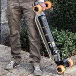 UrbanGo's E-Go electric longboard is a cool new way to ride