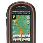 Magellan eXplorist is a go-anywhere GPS device