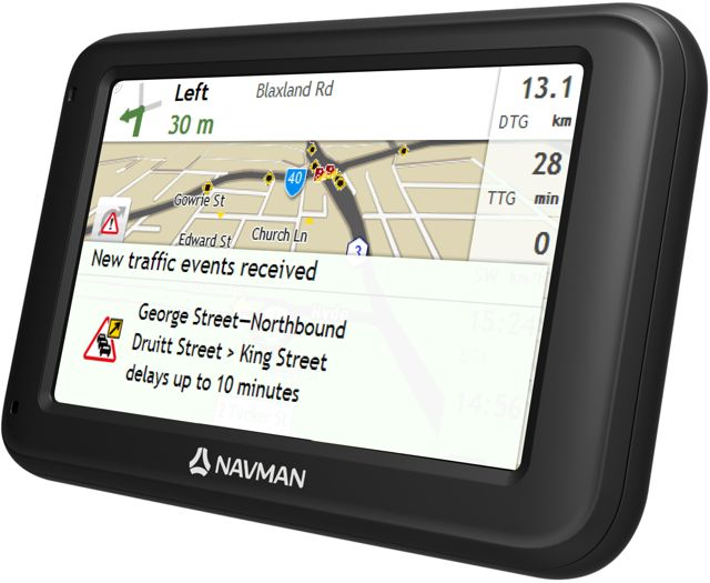 Navman reduce prices on GPS devices and offer lifetime map updates