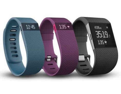 Fitbit unveils three new fitness tracking wearable devices