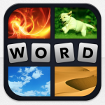 4 Pics 1 Word addictive puzzle app goes viral