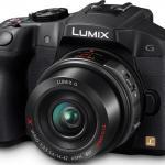 Panasonic Lumix G6 digital camera review