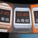 Samsung introduces Galaxy Gear smartwatch