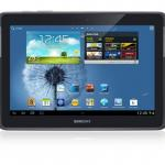 Galaxy Note 10.1 tablet launched at Samsung Experience Store opening