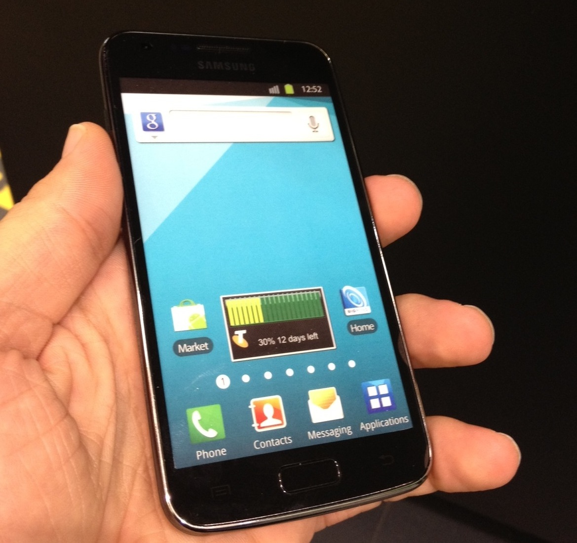 Telstra To Release 4g Version Of Samsung Galaxy S Ii