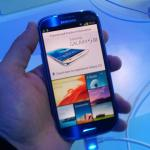 Samsung Galaxy S III is available today