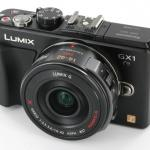 Panasonic GX1 Micro Four Thirds digital camera reviews