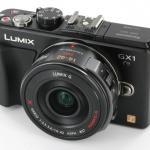 Panasonic GX1 Micro Four Thirds digital camera reviews