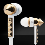 Lady Gaga unveils new Heartbeats in-ear headphones