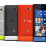 HTC's first Windows 8 smartphones – the 8X and 8S