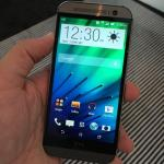 Hands on review of the HTC One M8 smartphone