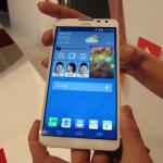 Huawei reveals 6.1-inch Ascend Mate2 smartphone at CES