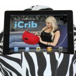 iCrib – the mini beanbag for your tablet or ereader