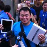 iPad 2 sold out within hours across Australia