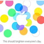 Apple confirms September 10 iPhone launch event
