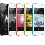 Apple reveals redesigned iPod Touch and iPod Nano