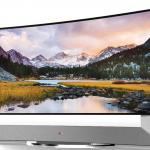 LG to unveil world's largest 105-inch curved Ultra HD TV at CES