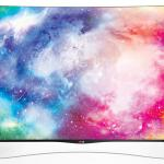 LG slices a further $2000 off its 55-inch curved OLED TV