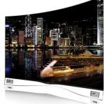 LG reveals pricing for 55-inch curved OLED TV