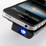 Now there's a mini projector for your iPhone