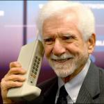 Happy 40th Birthday to the mobile phone