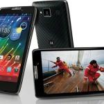 Telstra launches Motorola 4G RAZR HD, RAZR M coming soon