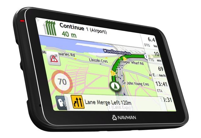 Navman GPS devices to offer world-first monthly map updates