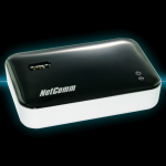 Netcomm M2 turns USB modem into wi-fi hotspot