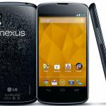 LG's Google Nexus 4 smartphone available through Harvey Norman